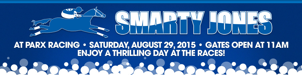 smarty jones day