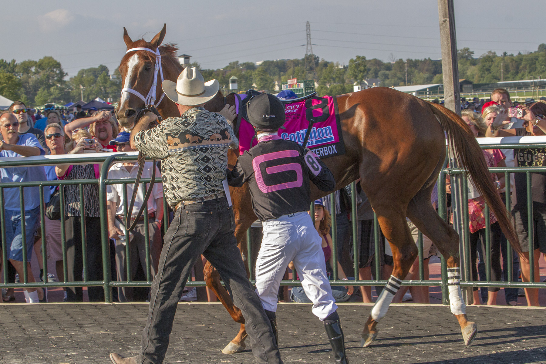 parx horse racing results